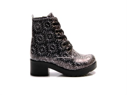 600-NARE DERBY BOOT                                          HD-PRINTED